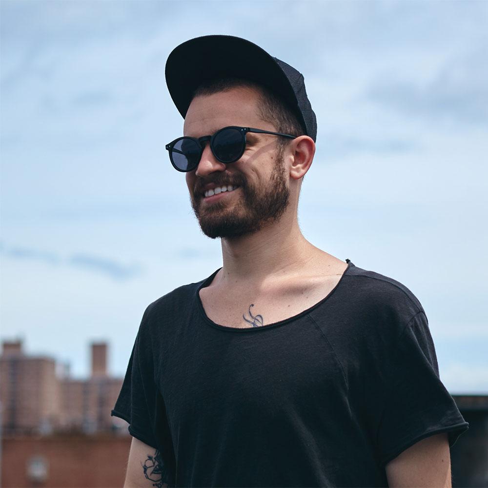 Jake Frey, Toptal Designer.